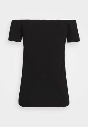 BARDOT PRIDE - T-shirt con stampa - black