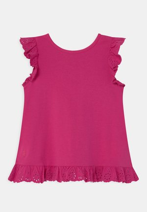 T-shirt con stampa - accent pink