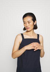 ARKET - DRESS - Korte jurk - blue dark - 3