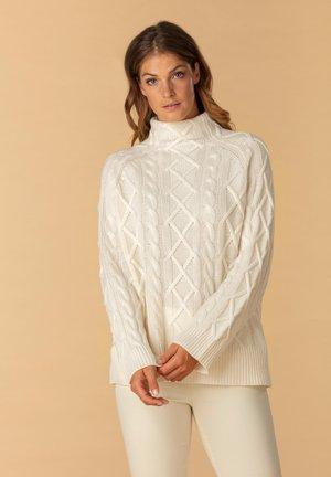 MONA - Sweatshirt - star white