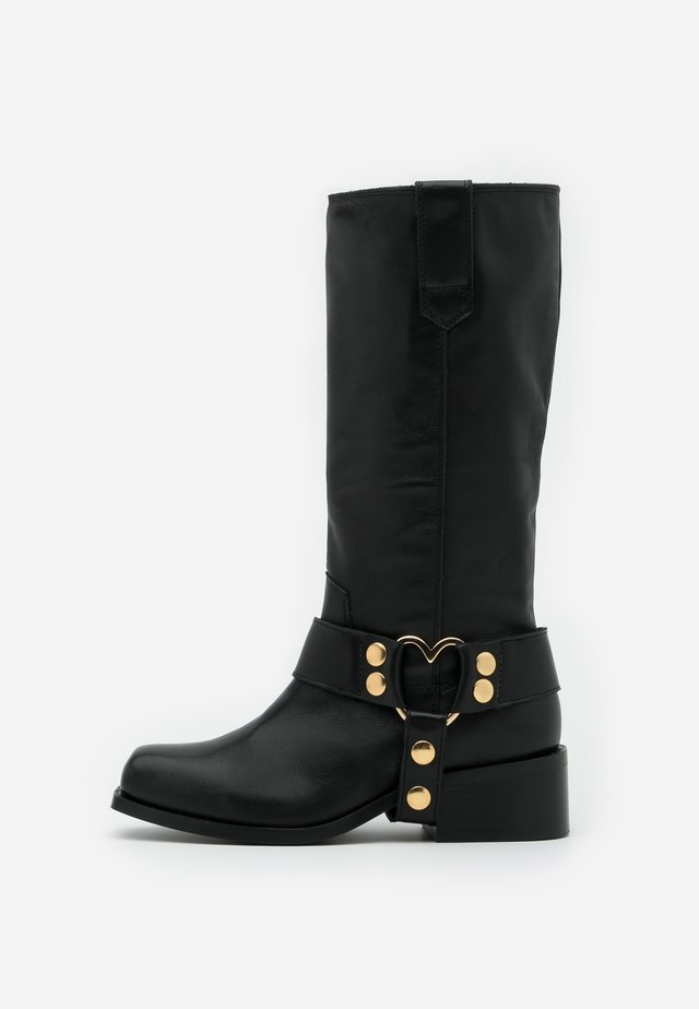 HIGH  - Botas camperas - black