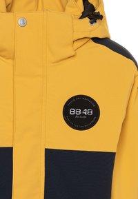 8848 Altitude - KINGSTON - Lyžařská bunda - mustard - 3