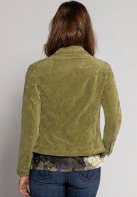 GINA LAURA - Summer jacket - gelbgrün - 1