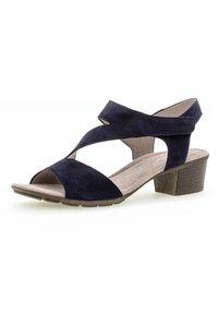Gabor - Sandals - blau - 1