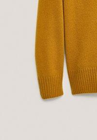Massimo Dutti - Jumper - mustard yellow - 3