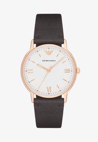 Emporio Armani - Watch - braun - 1