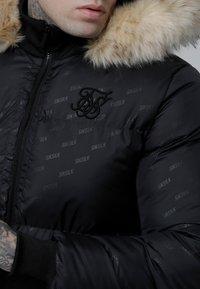 SIKSILK - DESTRUCTION JACKET - Winter jacket - black - 5