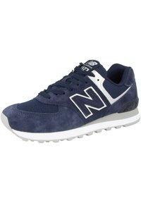New Balance - WL574 - Trainers - pigment-silver (wl574ey) - 2