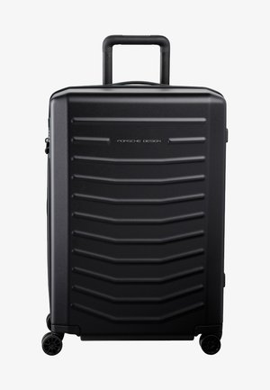 ROADSTER - Wheeled suitcase - black brushed