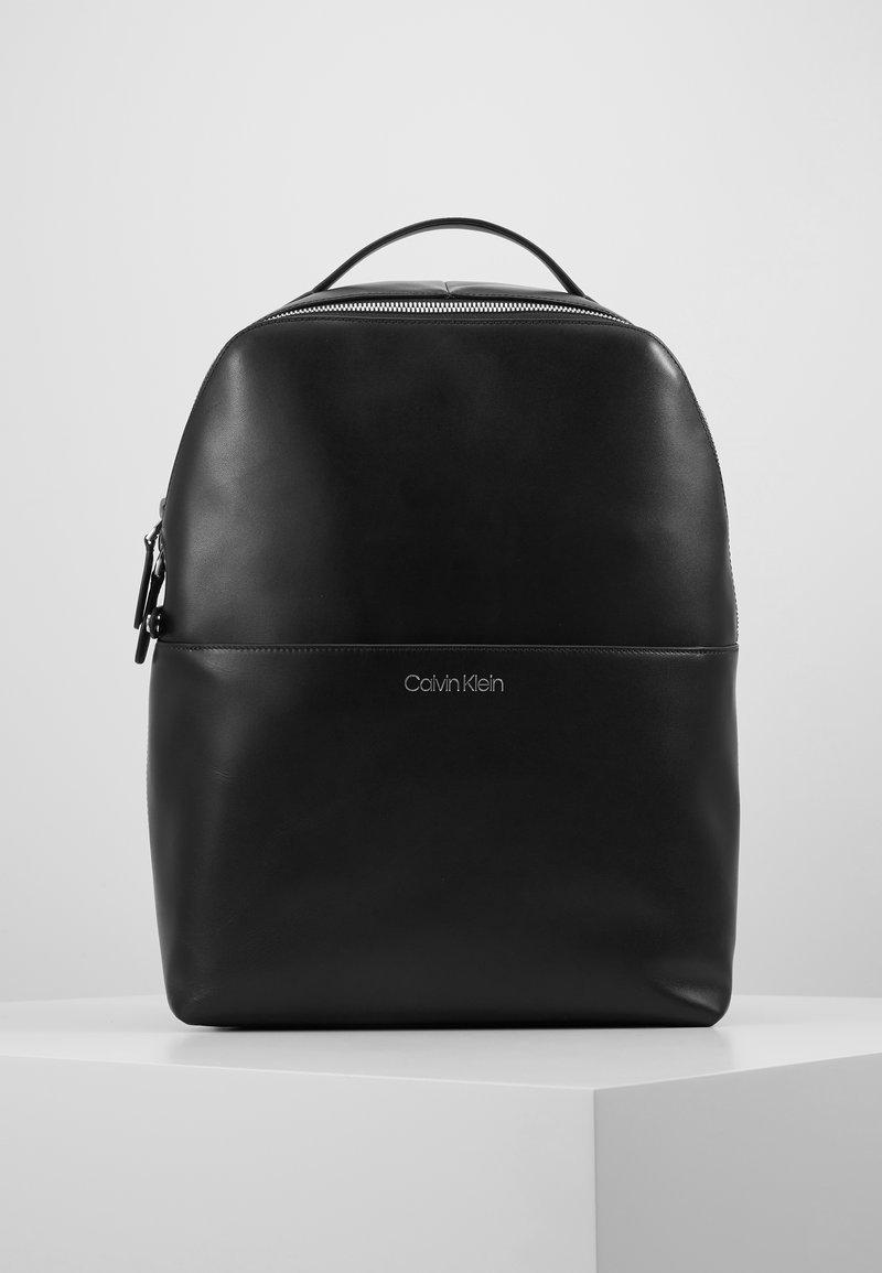 Calvin Klein - BACKPACK - Reppu - black