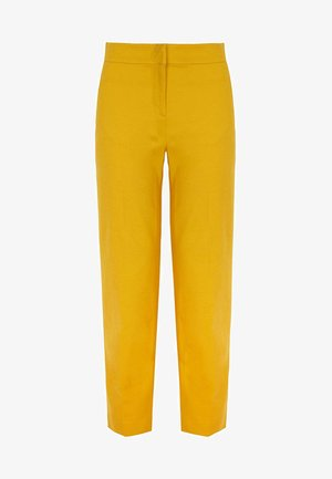 RICHMOND - Trousers -  yellow