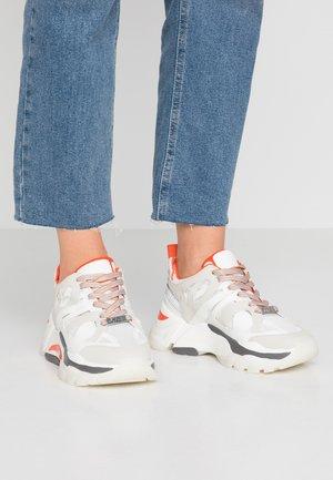 BRONTE - Sneakers - white/multicolor