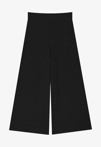 CULOTTE  - Tracksuit bottoms - black