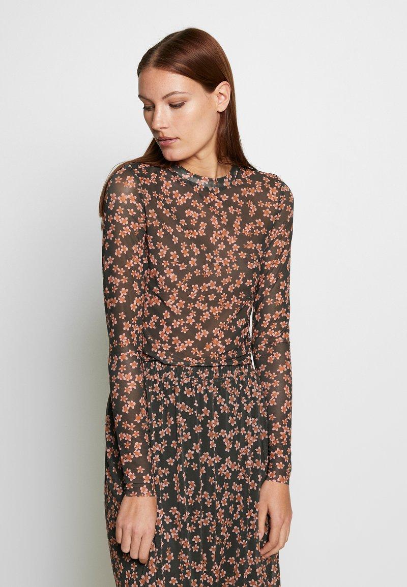 Moss Copenhagen - HAILY - Long sleeved top - rosin flower