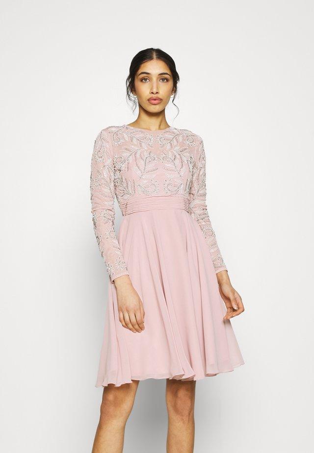NATALIE SKATER - Cocktail dress / Party dress - pink