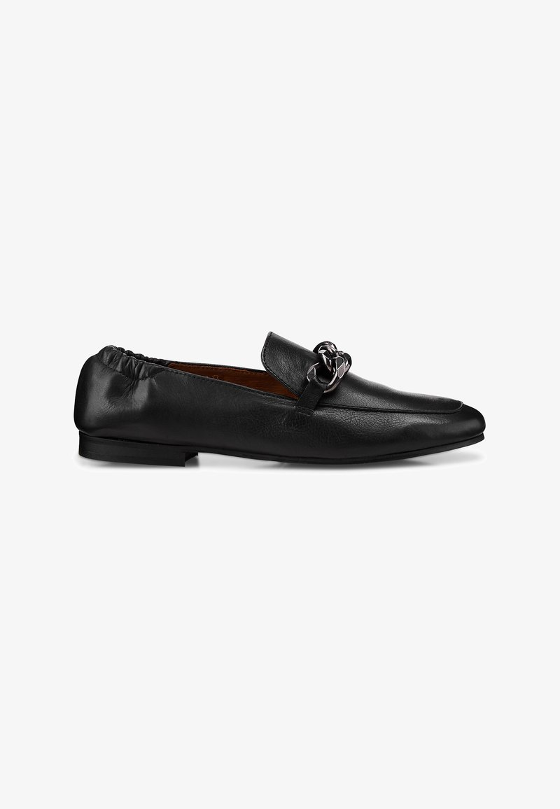 Another A - TREND - Slip-ons - schwarz