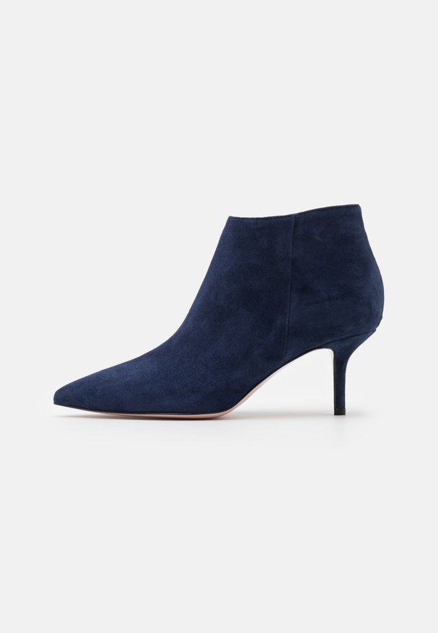 AUDREY - Ankle boot - blue