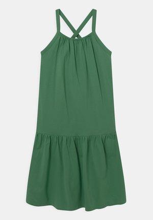 Maxi dress - bottle green