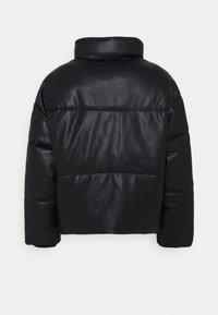 Gina Tricot - KIT PUFFER JACKET - Winter jacket - black - 1