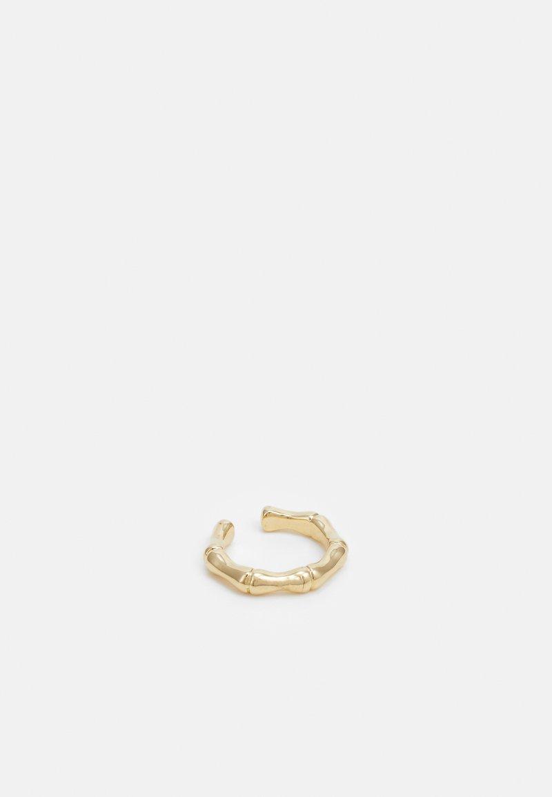 Leslii - EARCUFF - Earrings - gold-coloured