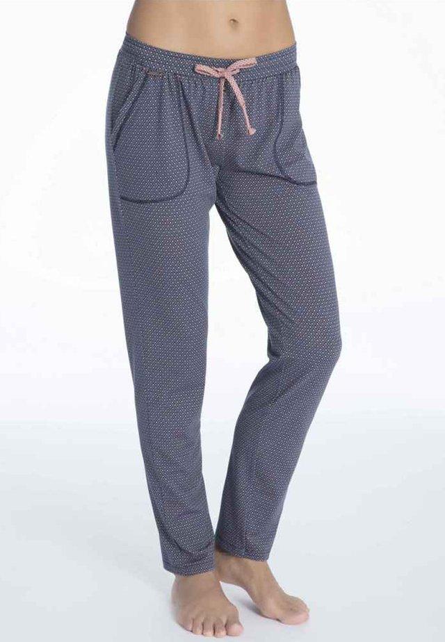 Pyjama bottoms - dark iris