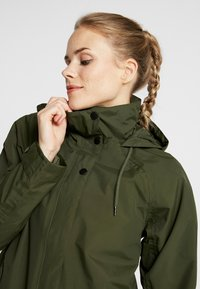 Helly Hansen - VALENTIA RAINCOAT - Outdoorjas - forest night - 3