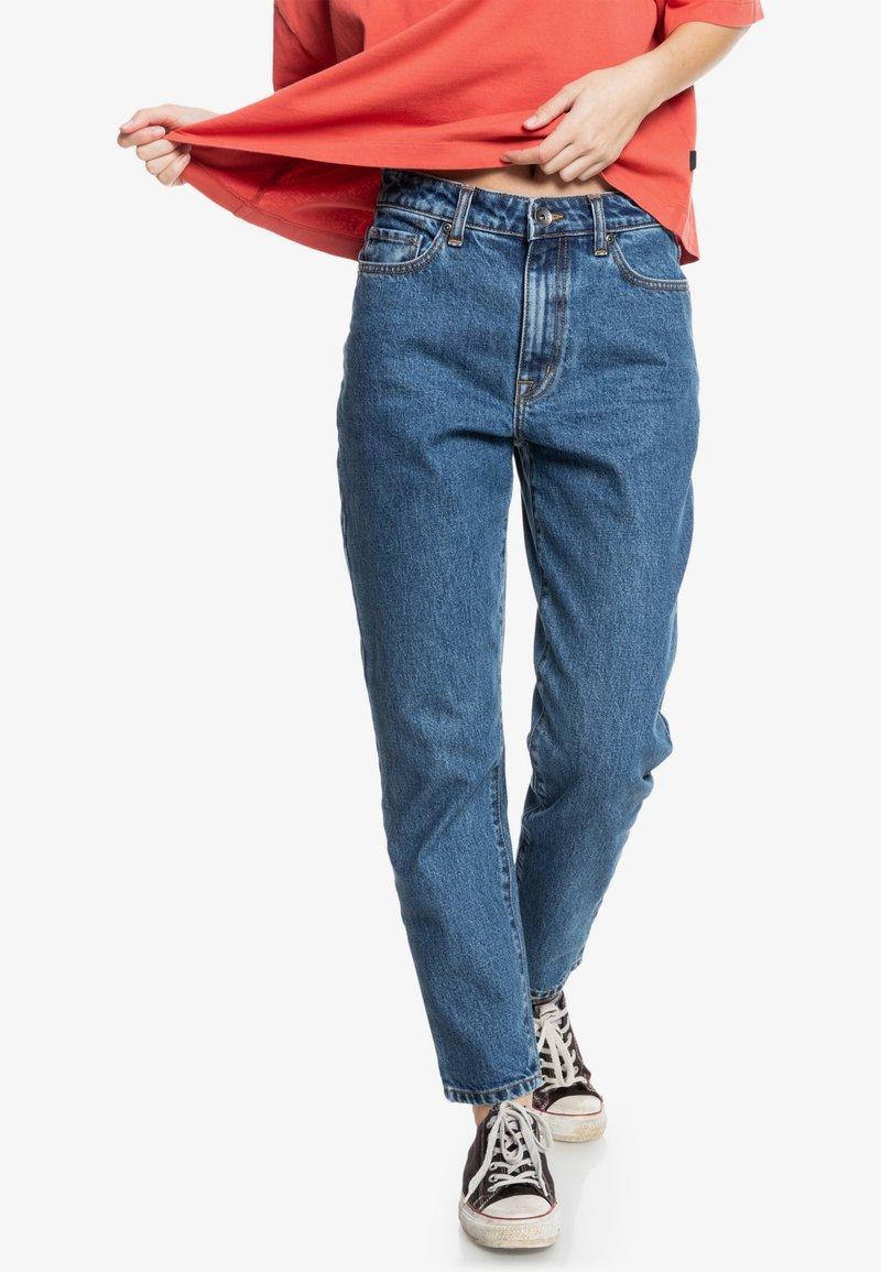 Quiksilver - Straight leg jeans - medium blue