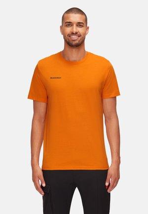 SEILE  - T-shirt z nadrukiem - dark radiant prt5