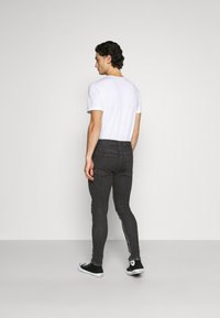 Nominal - DESTROY  - Jeansy Slim Fit - black - 2