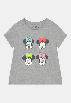 TODDLER GIRL - T-shirt print - light heather grey