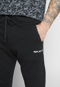 Replay - Tracksuit bottoms - black - 5