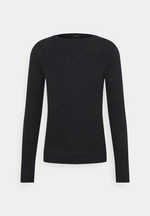 RAGLAN CREW - Sweatshirt - black