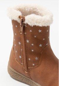 Friboo - Kotníkové boty - brown - 2