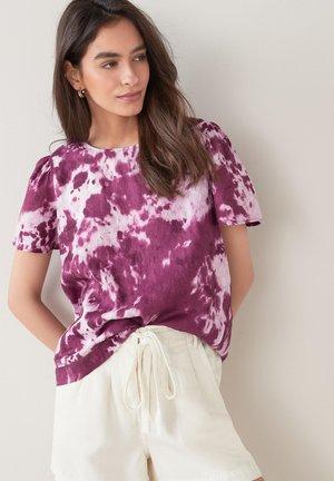 MORRIS & CO AT NEXT T-SHIRT - Blouse - purple