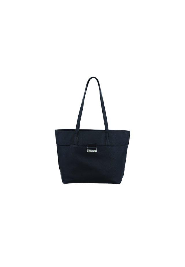 TALK DIFFERENT LL - Tote bag - black