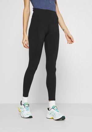 REAL ME BASIC LEGGING - Leggings - Trousers - true black