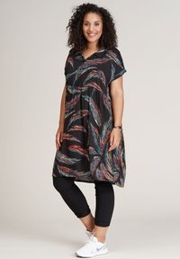 Studio - Shirt dress - black - 1