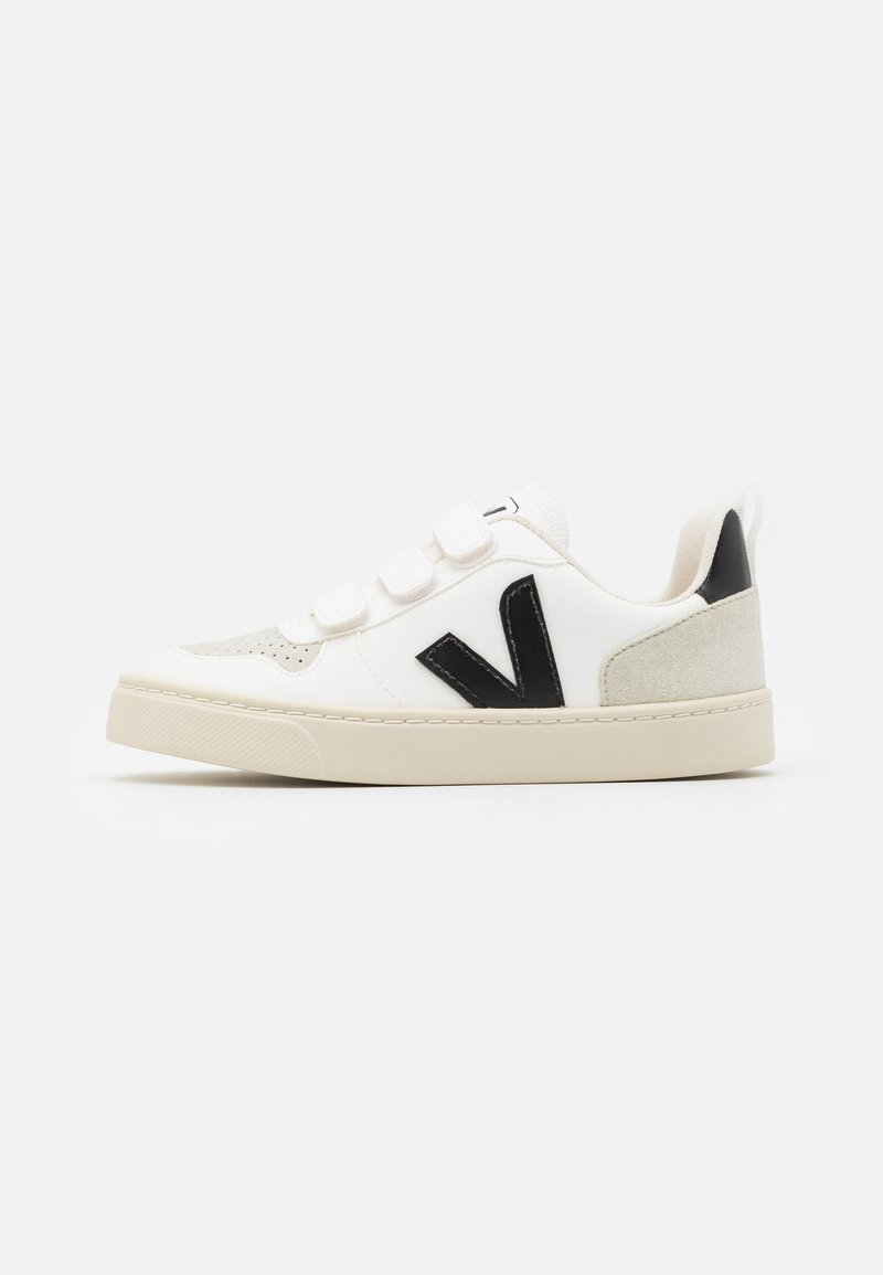 Veja - SMALL V10 UNISEX - Zapatillas - white/black