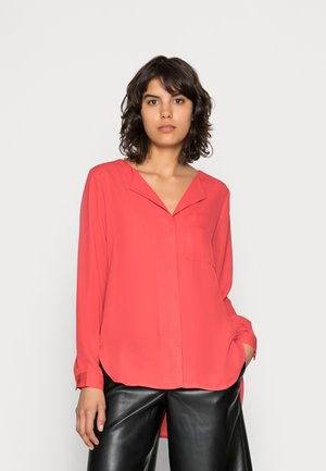 SFDYNELLA - Blouse - poppy red