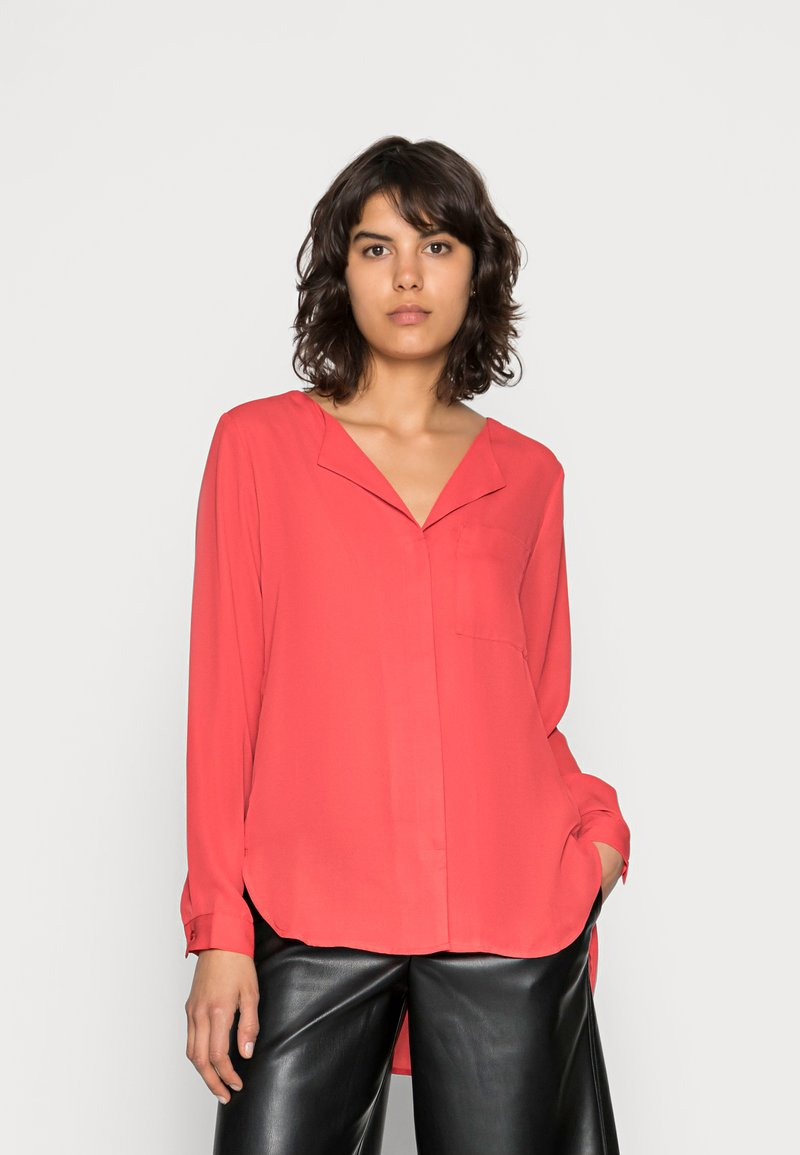 Selected Femme - SFDYNELLA - Blouse - poppy red