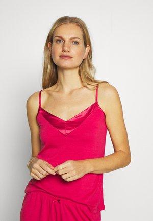 LASCANA SHINY - Nattøj trøjer - red