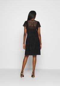 Alberta Ferretti - DRESS - Day dress - black - 2