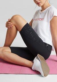 Esprit Sports - BIKER - Sports shorts - black - 4
