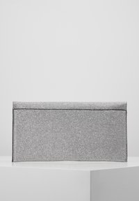 New Look - MIRRI GLITTER - Clutch - silver - 4