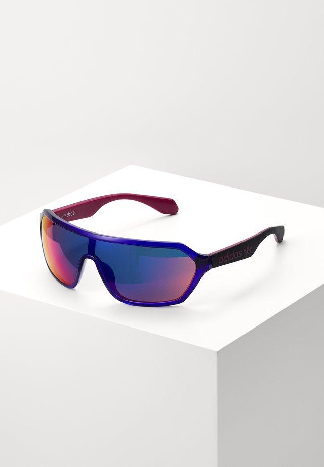 Zonnebril - shiny violet/bordeaux