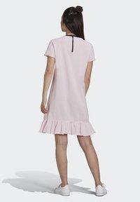 adidas Originals - Day dress - pink - 2