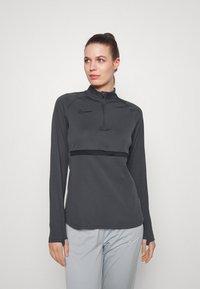 Nike Performance - ACADEMY 21 - Sweatshirt - anthracite/black - 0