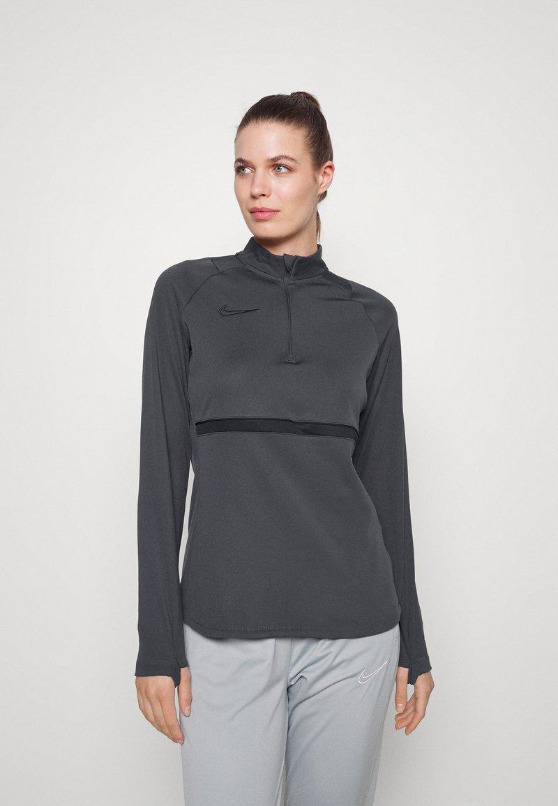 Nike Performance - ACADEMY 21 - Sweatshirt - anthracite/black