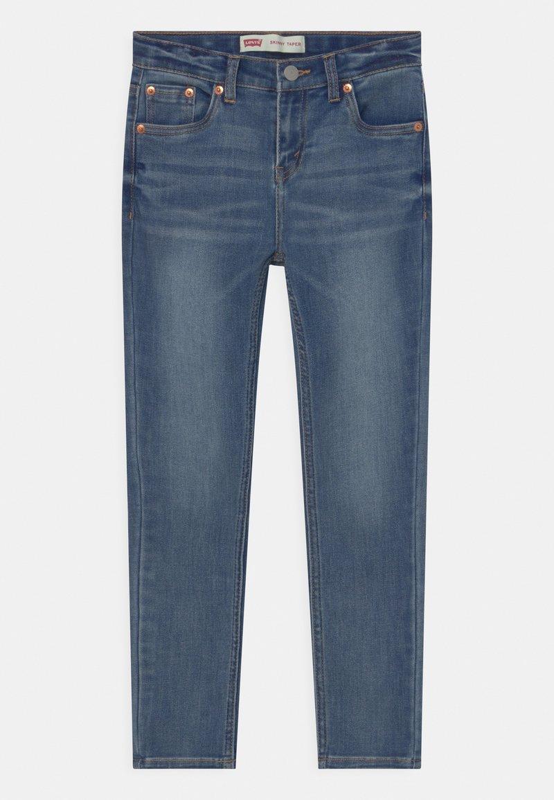 Levi's® - SKINNY TAPER - Jeans Skinny Fit - dark blue denim