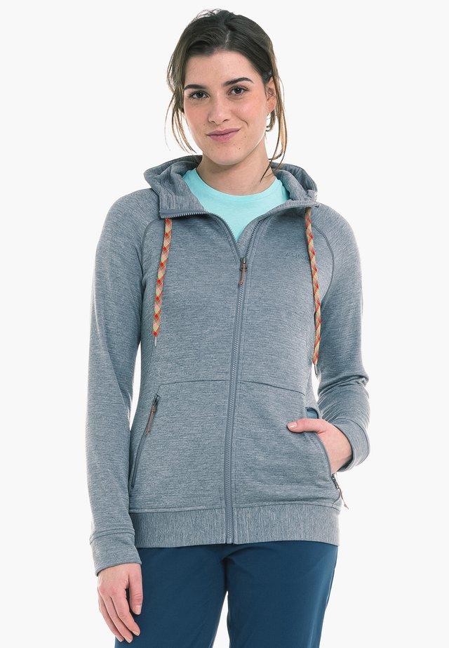 SETAGAYA - Fleece jacket - grey